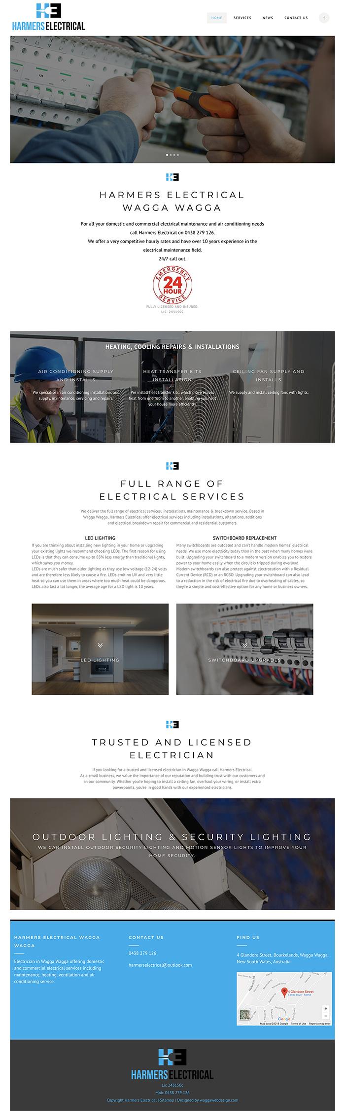 Wagga Wagga electrician
