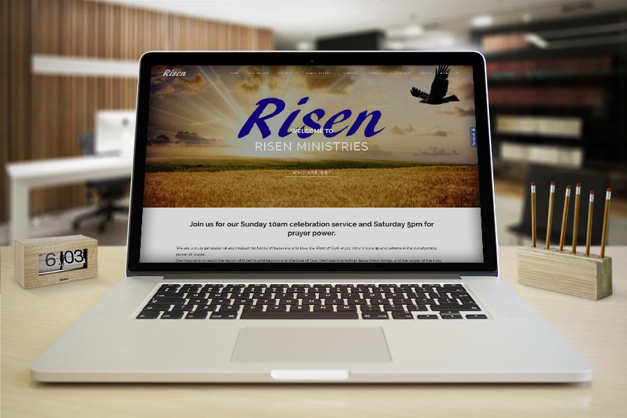 Risen Ministries Inc